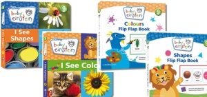 Baby Einstein Board Books