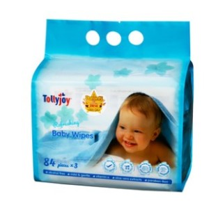 TollyJolly Fresh Refreshing Baby Wipes